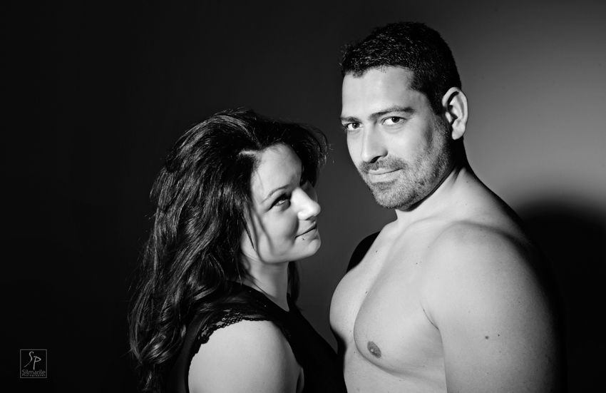 Photos de Couples en shooting photo